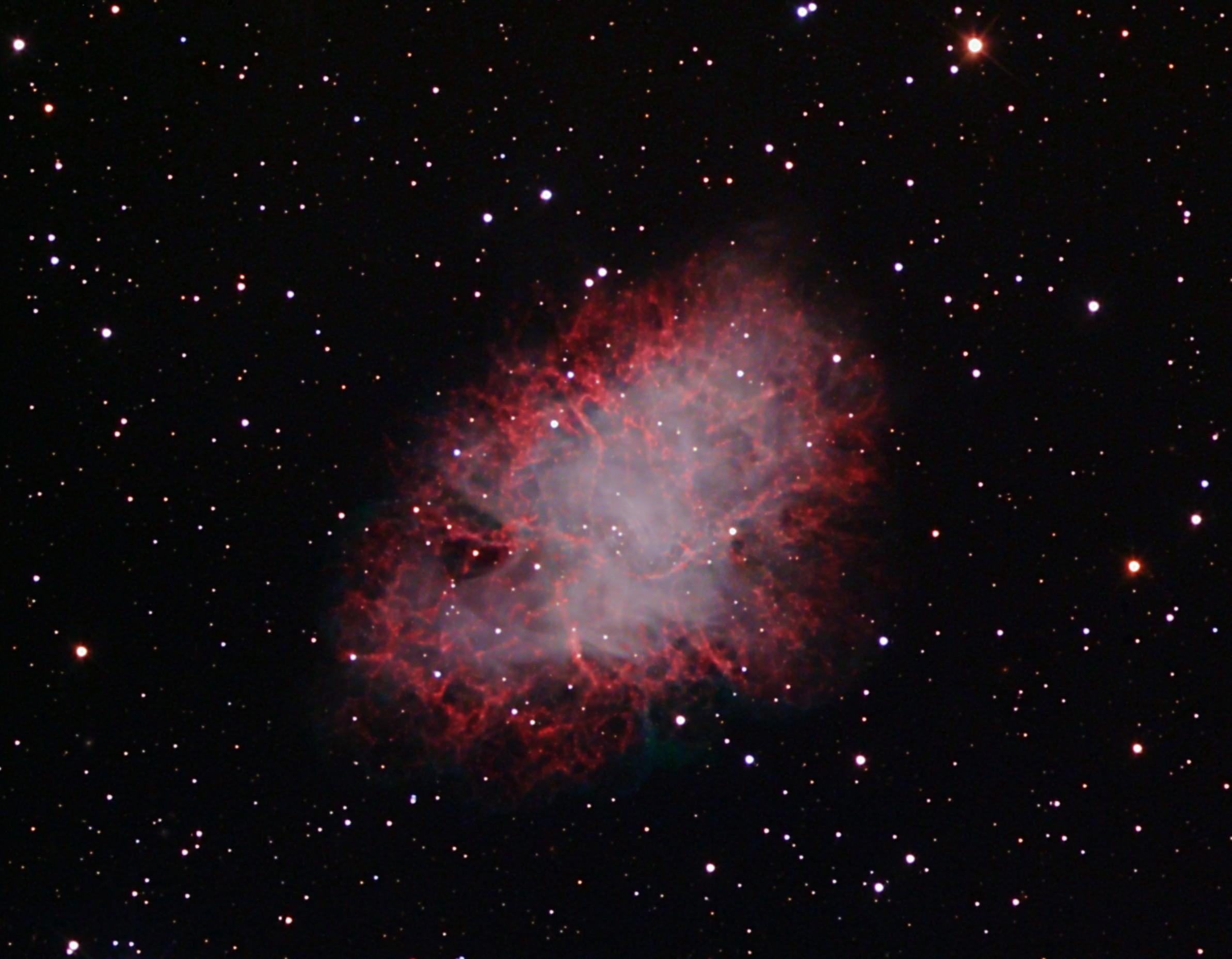 crab nebula m1-#24