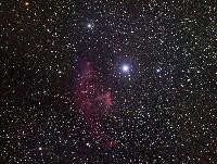 IC 59 and IC 63 Nebulae