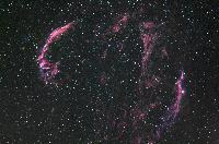 The Veil Supernova Remnant in Cygnus