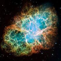 M1 (Crab Nebula) Hubble