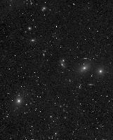 Virgo Cluster of Galaxies (Core)