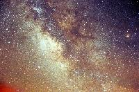 Center of the Milky Way, July 5, 2002