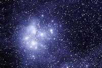 M45 - The Pleiades LAAstro.com by Bill Patterson