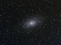 M33 - The Triangulum Galaxy by Vesa Kankare