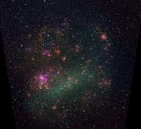 Large Magellanic Cloud by NOAO