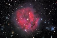 ic5146 - Cocoon Nebula by  Misti Mountain Observatory