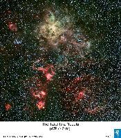PGC 17223 (Large Magellanic Cloud) - Galaxy - SKY-MAP