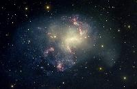 NGC 1313 by T.A. Rector/University of Alaska Anchorage, T. Abbott and NOAO/AURA/NSF