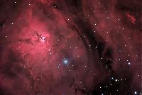 M8: The Lagoon Nebula by NOAO