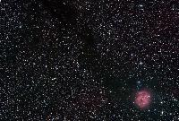 IC5146 Cocoon Nebula by Thomas V. Davis