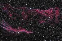 NGC6960 Witch's Broom, NGC6979 Pickering's Triangle by Thomas V. Davis