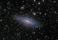 NGC7331 by Ken Crawford
