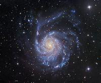 M101 by Robert Gendler
