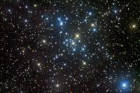 M41, Open cluster by Robert Gendler