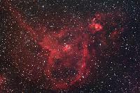 IC 1805, Emission Nebula in Casseopeia by Robert Gendler 2004
