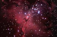 Eagle Nebula, M16 by Robert Gendler and Jim Misti 2005