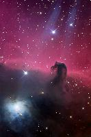 Reflections on the Horsehead Nebula  by Daniel Verschatse (Antilhue Observatory)