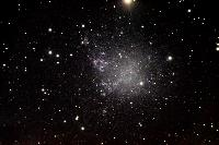 Irregular dwarf galaxy IC 1613 by RickJ
