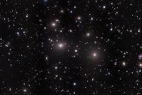 The Perseus Cluster of Galaxies by  Ken Crawford