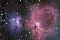 Orion Nebula by Mark Murphy/Flynn Haase/NOAO (12/12/2006)