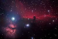 Horsehead Nebula by Jennifer and Jeff Brankin/Flynn Haase/NOAO (11/20/2006)