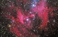IC 2948: The Running Chicken Nebula