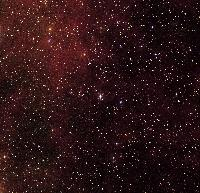 Location of Star HD 209458 by DSS2