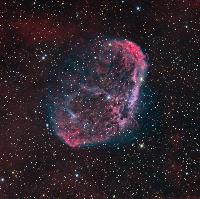 NGC 6888 by Ken Crawford