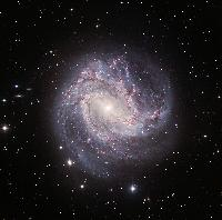 Messier 83 by European Southern Observatory