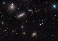 Galaxy Group Hickson 44  by MASIL Imaging Team