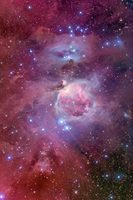 M42: Wisps of the Orion Nebula  by Jon Christensen