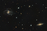 NGC 5905 and 5908  by Stefan Seip