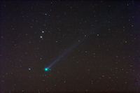 Unexpected Comet Pojmanski Now Visible by Chris Schur