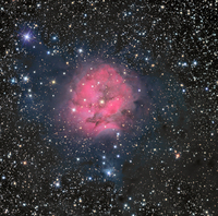 IC 5146: The Cocoon Nebula by Ken Crawford (Rancho Del Sol Observatory)