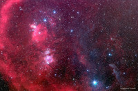 Southern Orion: From Belt to Witch by Stéphane Guisard