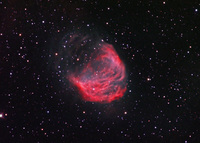 The Medusa Nebula by Don Goldman