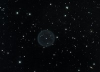 Spherical Planetary Nebula Abell 39 by Jim Misti (Misti Mountain Observatory)