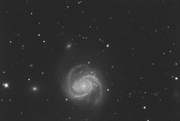 Messier 100 (NGC 4321) by  Dean Jacobsen