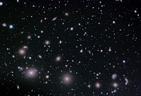 The Perseus Cluster of Galaxies  by Jim Misti (Misti Mountain Observatory)