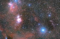 Deep in Southern Orion - 10/21/2006