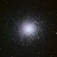 Messier 13 Globular Cluster by Adam Block
